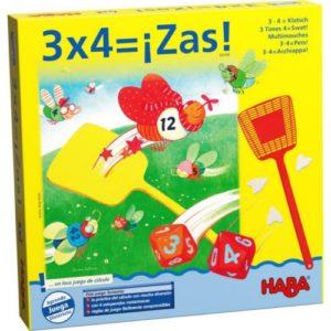 Juego 3x4=zas