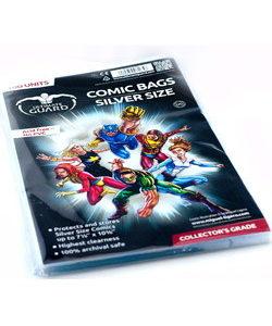 Bolsas con cierre Comic Silver Ultimate