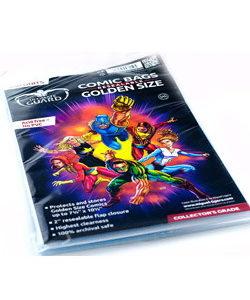 Bolsas con cierre Comic Golden Ultimate
