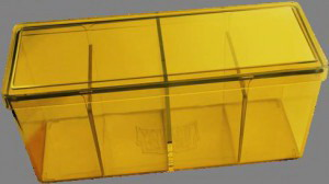 Caja 4 espacios Dragon Shield