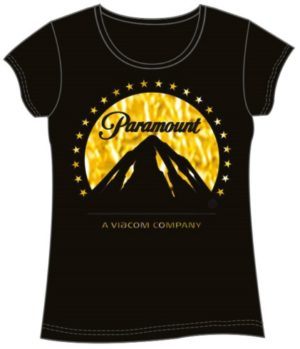 Camiseta Paramount Chica
