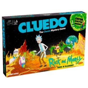 CLUEDO RICK AND MORTY