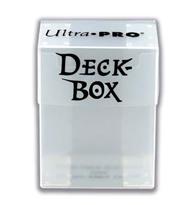 Deck Box Blanca
