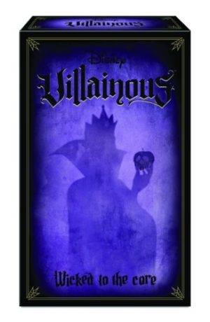 DISNEY VILLANOS EXPANSION WICKED TO THE CORE