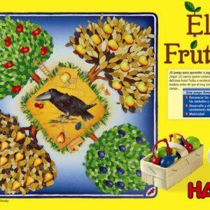 """Juegos de mesa Juego Haba """"El frutal"""""""