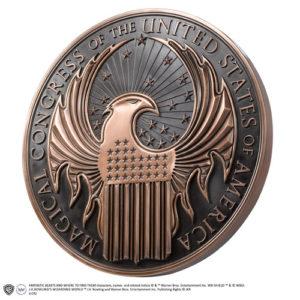 Escudo Congreso Magico de los EEUU