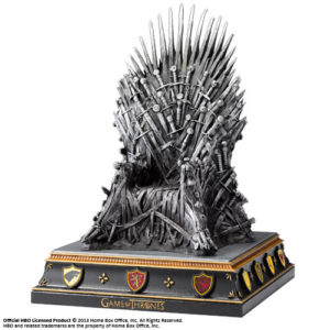 Estatua Juego de Tronos: Trono de Hierro