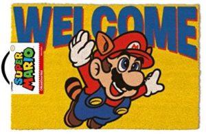 Felpudo Nintendo Super Mario