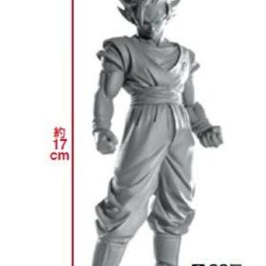 FIGURA BANPRESTO DRAGON BALL GOKU SAIYAN 2 17 CM