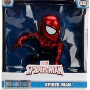FIGURA METAL MARVEL SPIDERMAN 10 CM