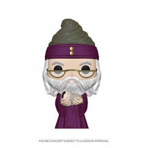 Figura Pop Harry Potter Dumbledore Baby
