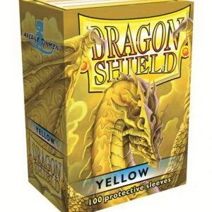 Funda Dragon Shield Amarillo