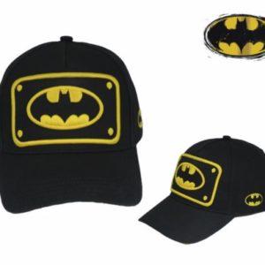 Gorra Batman con el Logo en relieve