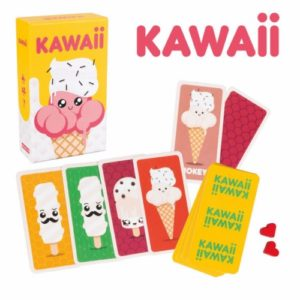 Juego de Cartas KAWAII