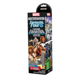 MARVEL HEROCLIX FF FUTURE FOUNDATION BRICK (10)