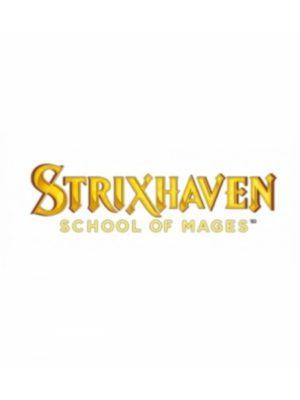 MTG STRIXHAVEN SCHOOL OF MAGES SET (30) INGLES