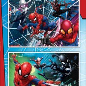 PUZZLE 2 X 100 SPIDERMAN