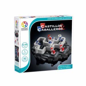 SMART GAMES: CASTILLOS Y CABALLEROS
