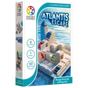 SMART GAMES: ESCAPA DE ATLANTIS