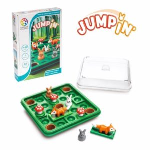 SMART GAMES: JUMP IN