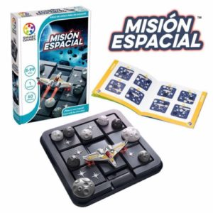 SMART GAMES: MISION ESPACIAL