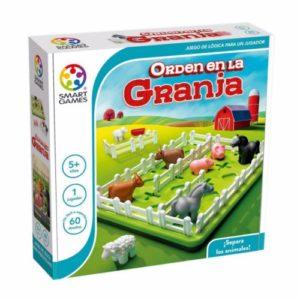 SMART GAMES: ORDEN EN LA GRANJA