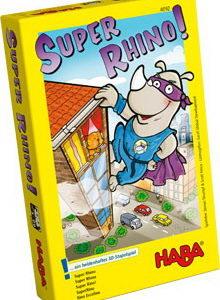 Juego para niños: Super Rhino!