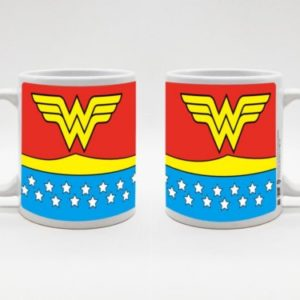 Taza Wonder Woman