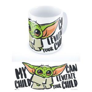 Taza Baby Yoda Mandalorian