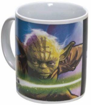 Taza Yoda