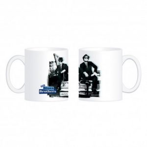 Taza The blue Brothers