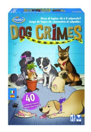 THINK FUN: DOG CRIMES