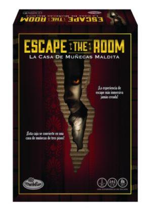 THINK FUN: ESCAPE ROOM LA CASA DE MUÑECAS