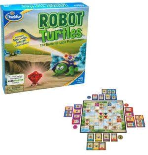 Juego de Tortugas robot