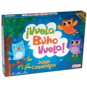 VUELA BUHO VUELA