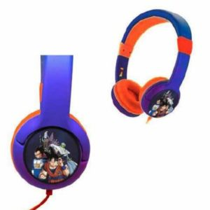 Auriculares Dragon Ball Goku