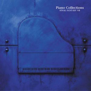 BANDA SONORA CD FINAL FANTASY VII PIANO COLL