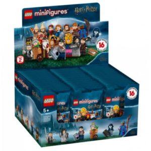 DISPLAY LEGO HARRY POTTER MINIFIGURAS S2