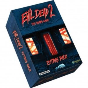 EVIL DEAD 2 EXTRA PACK BOARDGAME (INGLES)