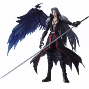FIGURA FINAL FANTASY VII SEPHIROTH ANOTHER FORM