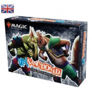 MAGIC UNSANCTIONED (INGLES)