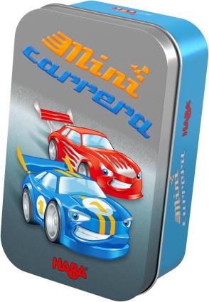 Caja de Mini Carrera Coches